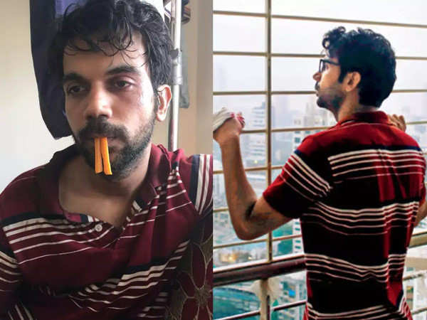Here's how Rajkummar Rao lost 7kgs in 22 days for Trapped
