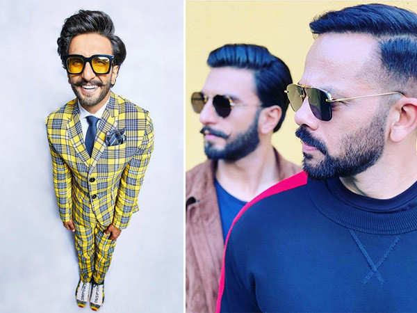 Ranveer Singh to play double role for Angoor remake by Rohit Shetty