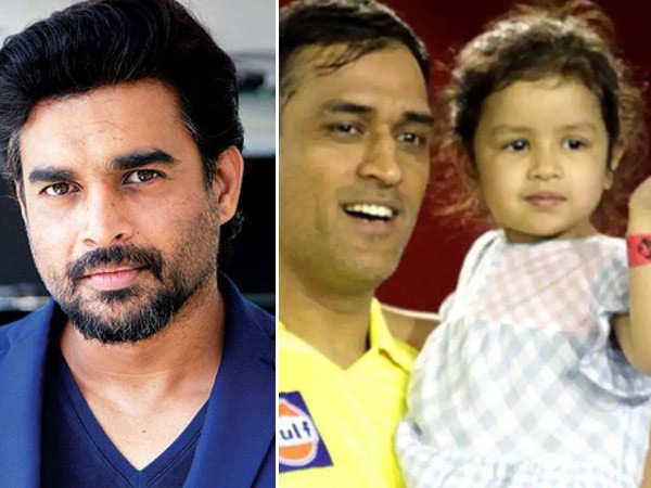 R Madhavan reacts to the teenager's arrest who sent rape threats to MS Dhoni's daughter