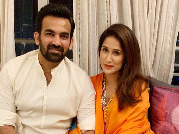 Zaheer Khan and Sagarika Ghatge are expecting their first child