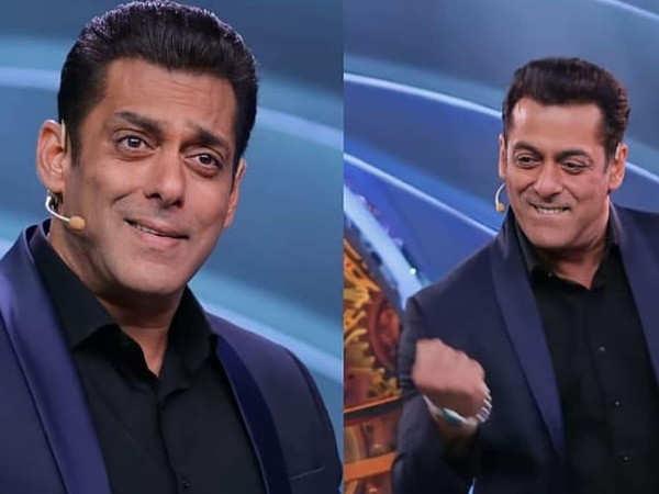 Photos: Salman Khan looks dapper at the premiere of Bigg Boss 14