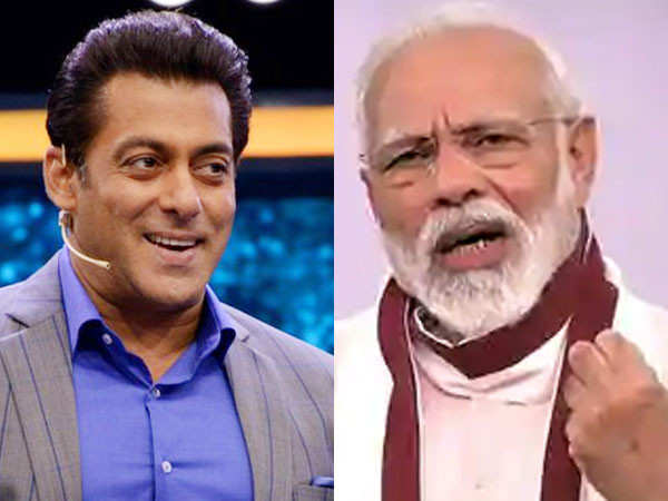 Salman Khan tweets in favour of Narendra Modi's campaign against COVID - 19