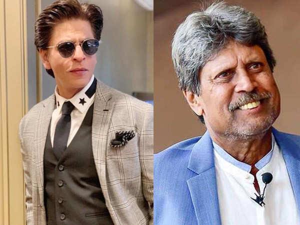Shah Rukh Khan wishes Kapil Dev a speedy recovery