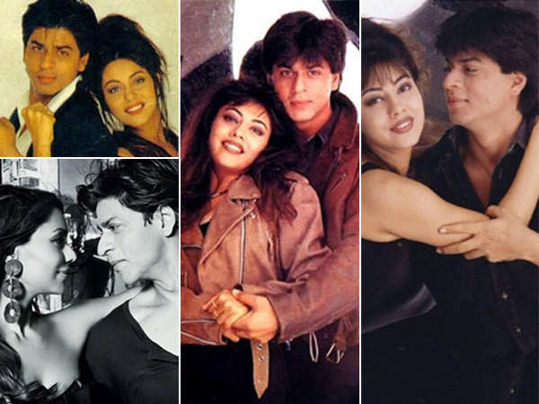 Anniversary special! Shah Rukh Khan and Gauri Khan pictures that spell love