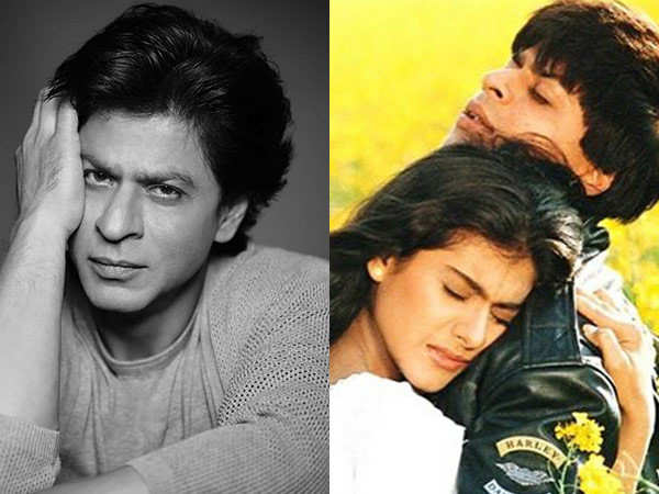 25 Years of DDLJ: Shah Rukh Khan says he thought he could never play any romantic character…
