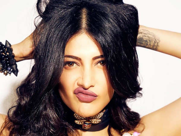 Shruti Haasan Agrees Nepotism Exists and How She Still Feels Like an Outsider in the Industry