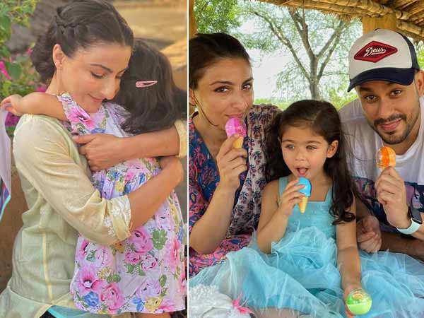 Kunal Kemmu's birthday message for wife Soha Ali Khan is super cute