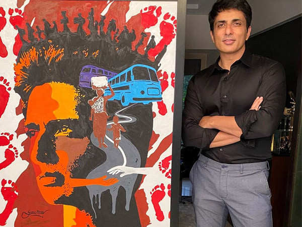 Sonu Sood Gets a Mobile Tower Installed in Haryana for Better Internet Access