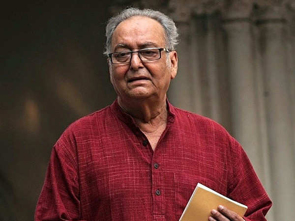 Veteran actor Soumitra Chatterjee tests positive for COVID-19