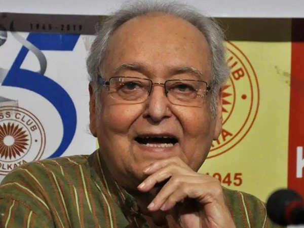 Soumitra Chatterjee's COVID-19 Reports Test Negative