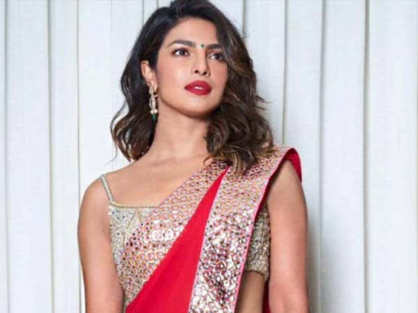 Priyanka Chopra wants people to respect women during Navratri