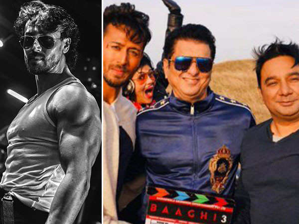 Tiger Shroff announces back-to-back action films – Heropanti 2 and Baaghi 4
