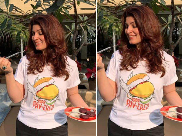 Twinkle Khanna's latest caption will be relatable to every foodie out there