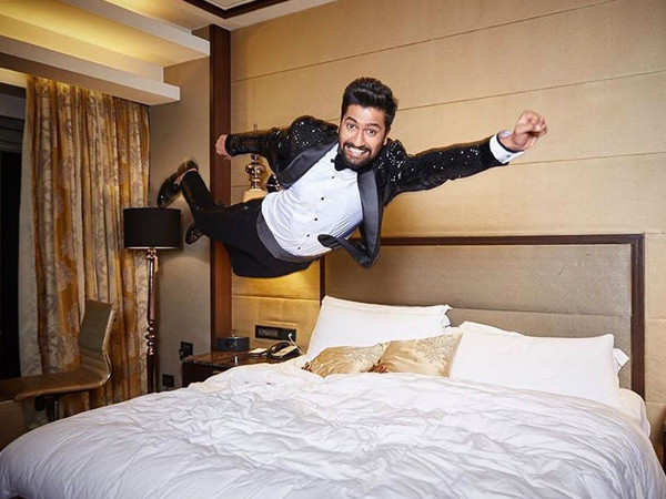 Vicky Kaushal gets a lot of love from Instagram