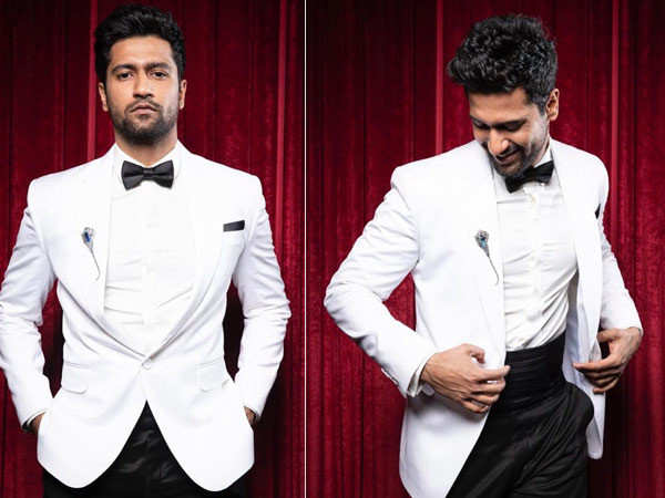 Throwback to Vicky Kaushal's dapper look at the Amazon Filmfare Awards