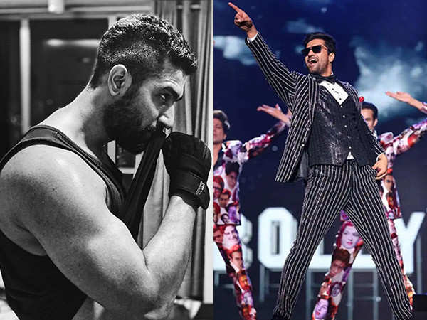 Vicky Kaushal has the perfect and the best alternative to cardio