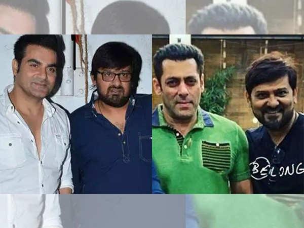 Salman Khan, Sohail Khan and Arbaaz Khan remember the late musician Wajid Khan