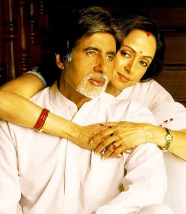 We decode Amitabh Bachchan's onscreen romances