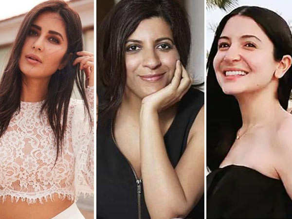 Katrina Kaif And Anushka Sharma Wish Zoya Akhtar On Her Birthday