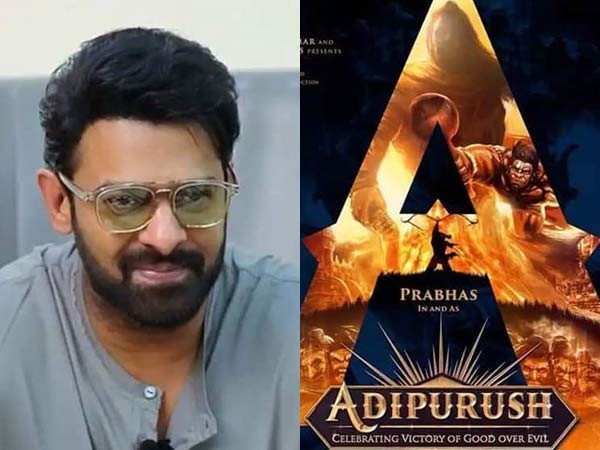 This actress might play the lead in Prabhas' Adipurush