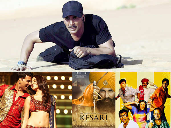 Best Akshay Kumar Movies