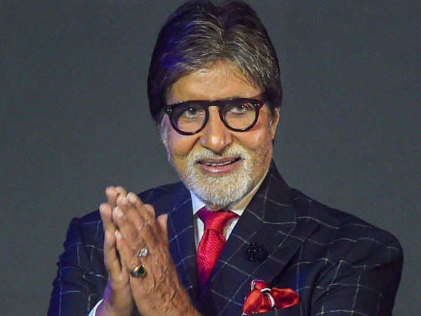 Amitabh Bachchan All Set to Become Alexa's First Celebrity Voice in India