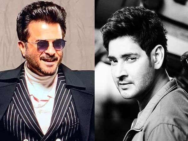 Anil Kapoor to play the villain in Mahesh Babu's Sarkaru Vaari Paata?