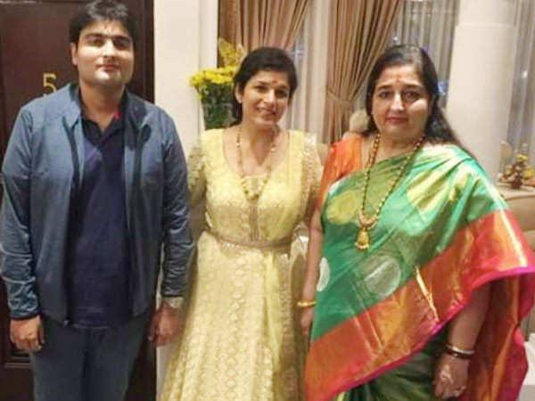Anuradha Paudwal's son Aditya Paudwal passes away at the age of 35