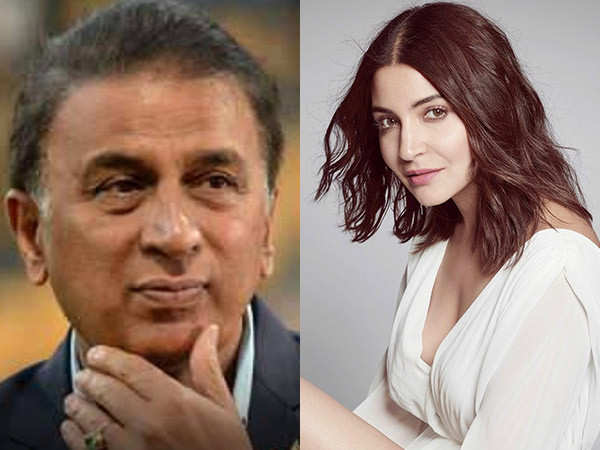 Sunil Gavaskar says that his comment was not sexist and he's not blaming Anushka Sharma for anything