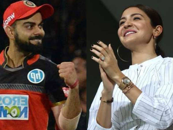 Anushka Sharma Reacts to Bangalore's First Win in the IPL 2020