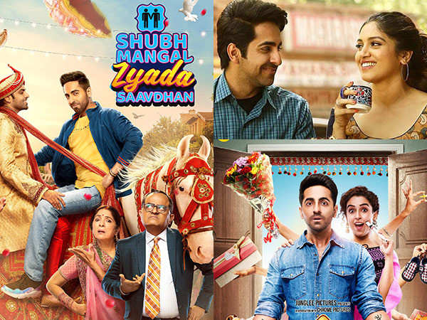 Best Ayushmann Khurrana Movies