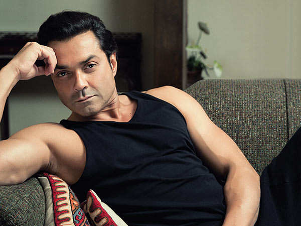 I got angry with myself because I was not getting any work. - Bobby Deol