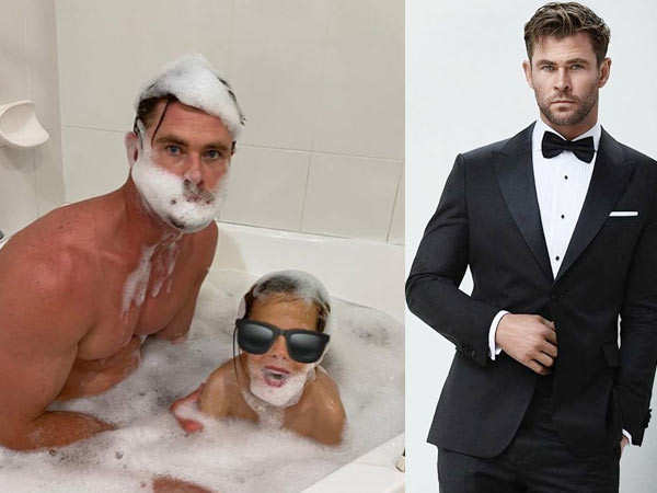 Chris Hemsworth's wife Elsa Pataky's belated Father's day post is adorable