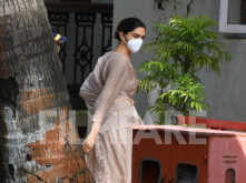 Deepika Padukone arrives at the NCB office for questioning