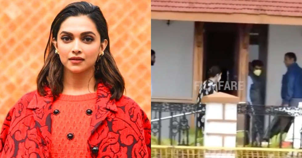 Deepika Padukoneâs manager Karishma Prakash arrives for questioning at the NCB office