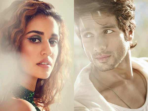 Disha Patani to star opposite Shahid Kapoor?