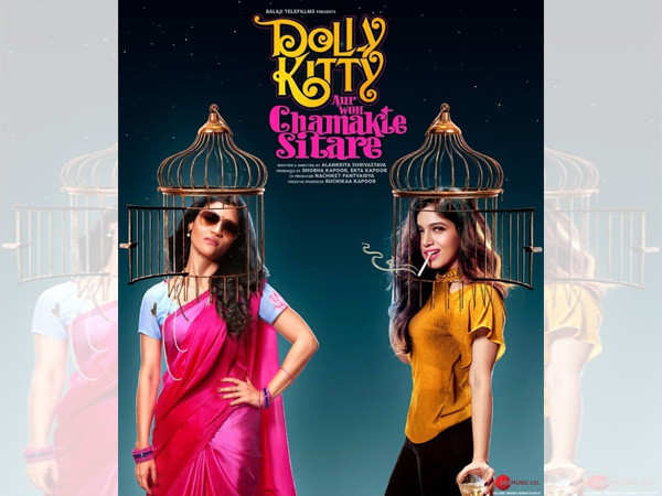 Dolly Kitty Aur Woh Chamakte Sitare, Review