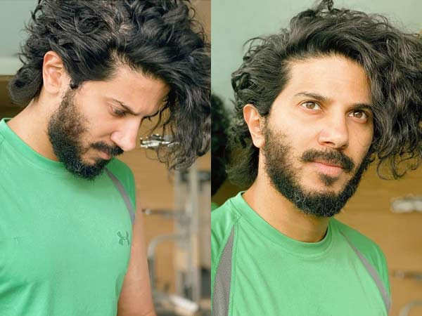 Dulquer Salmaan's Lockdown Hair Makes the Actor Look Hotter