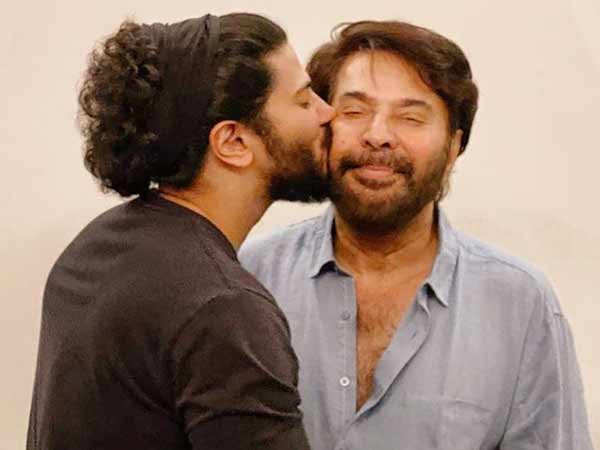 Here's how Dulquer Salmaan wished father Mammootty on his birthday