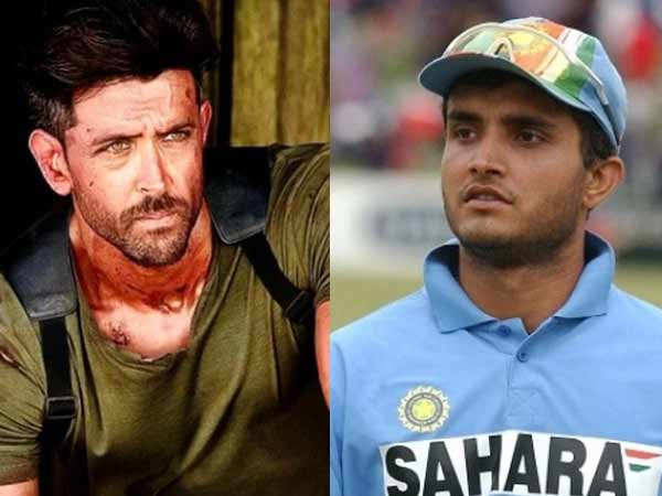 Sourav Ganguly Talks About Hrithik Roshan Featuring in his Biopic