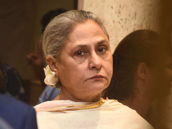 Jaya Bachchan Slams those Trying to Tarnish the Film Industry's Reputation