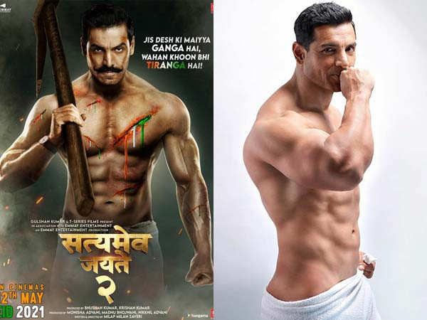 John Abraham starrer Satyameva Jayate 2 to release Eid 2021!