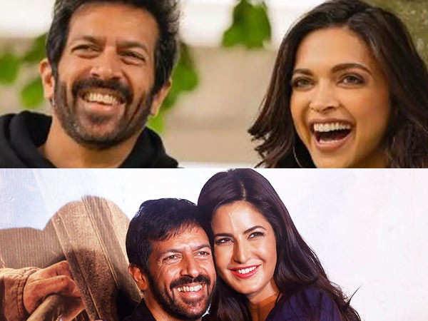 Deepika Padukone and Katrina Kaif send birthday wishes to Kabir Khan