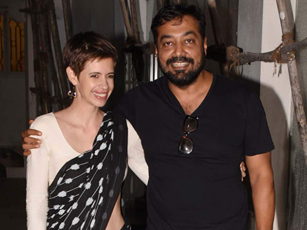 Kalki Koechlin Anurag Kashyap
