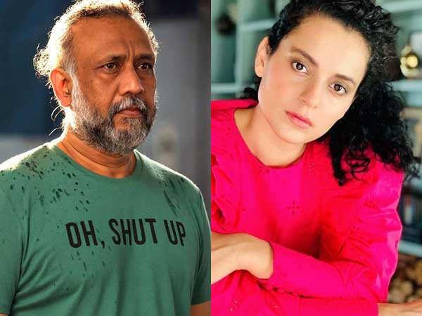 Anubhav Sinha and Kangana Ranaut have a War of Words on Twitter