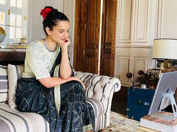 Kangana Ranaut posts a series of tweets as her office gets demolished