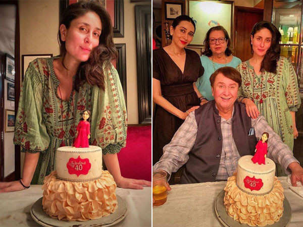 Inside pictures and videos from Kareena Kapoor Khan 40th birthday bash