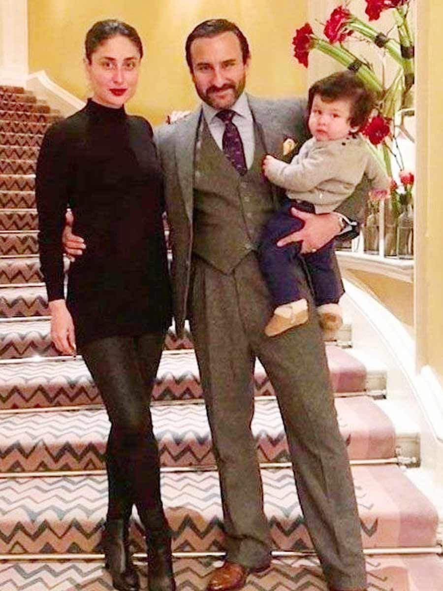 Kareena Kapoor Khan Saif Ali Khan