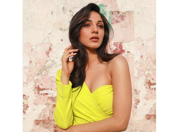 Kiara Advani reveals a beauty secret