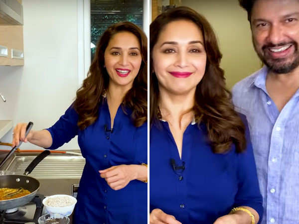 Madhuri Dixit Has the Perfect Solution For Your Sweet Tooth Cravings